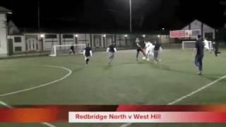 Redbridge North v West Hill