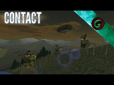 Roblox Contact Alpha SHOOT ME!