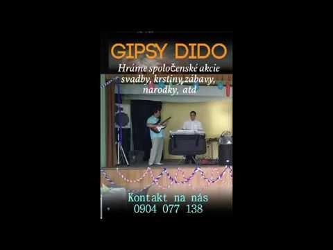Gipsy dido band new 2016 šun man čaje