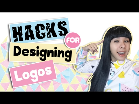 ▼Easy HACKS for Designing a Logo ▼ Business, Manga, Comics, Novels▼