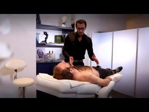 Chirurgie esthétique chez l'homme