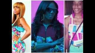 Sasha Go Hard, Chella H & Katie Got Bandz - I