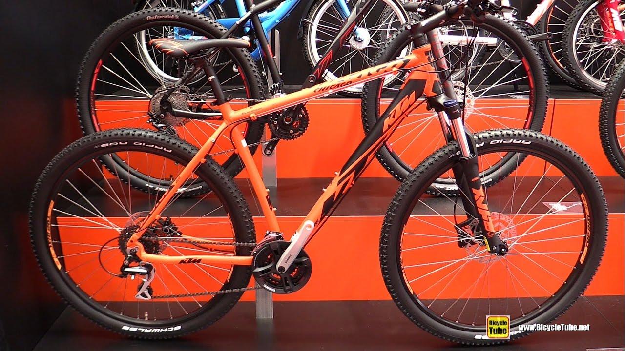 2017 ktm chicago 29 disk mountain bike walkaround 2016. Black Bedroom Furniture Sets. Home Design Ideas