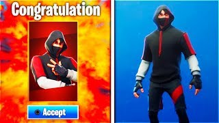 "How To Get ""ICONIC SKIN FREE! Fortnite ""-NEW! FREE iconic Skin LEGIT! (Free iconic skin bundle)"