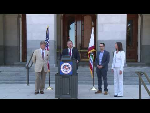 Assemblymembers and IVP announce CA Constitutional Amendment ACR 13