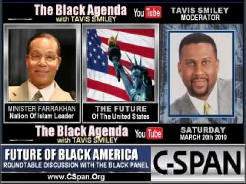 The Black Agenda with Tavis Smiley - March 20th 2010 (Part 2 of 5)