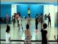 SHE花博舞SHERO舞蹈排練
