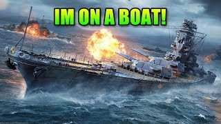 Naval Combat Is Awesome! World Of Warships