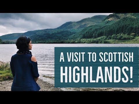 A Visit to the Scottish Highlands | Game of Thrones Castle, Lochs and Nature!