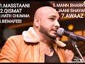 B-PRAAK, JAANI, AMMY VIKK | SAD. SONGS | NON STOP|MASHUP NEW SONG |