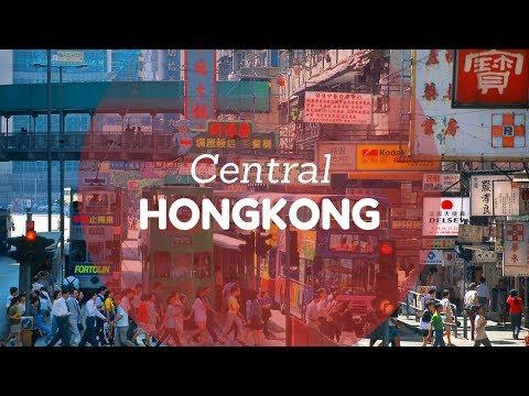 TravelVlog: #24 Central Hongkong (Business District of HK)