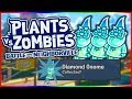 ALL DIAMOND GNOMES [ Town Center ] Plants vs Zombies Battle For Neighborville