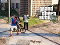 GTA 5 Online Mission: All in the Game - The BMX Ballers