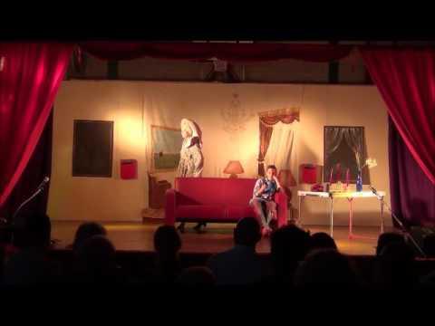 Musical 'Wie kent miljonairs' meester Peter 2016