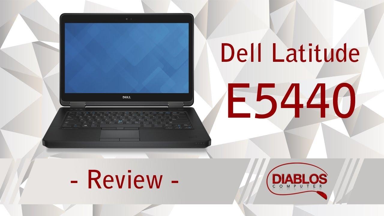 Review Dell Latitude E5440