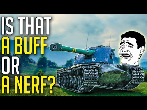 Are They Buffing or Nerfing Swedish Tanks? • EMIL 1951 ► World of Tanks News thumbnail