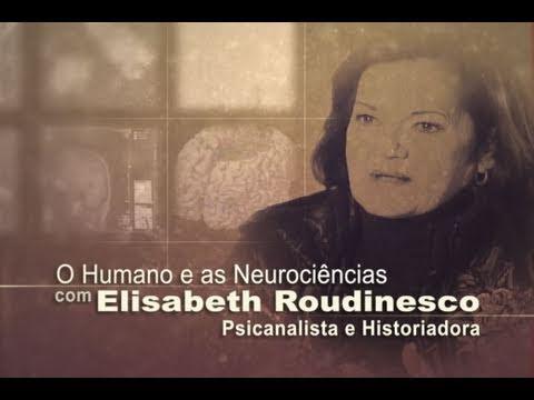 Entrevista com ELISABETH ROUDINESCO parte 1 de 2