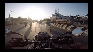 Post Bike Accident | Pondi to Hyd