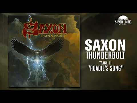 Saxon - Roadies' Song (Official Track)