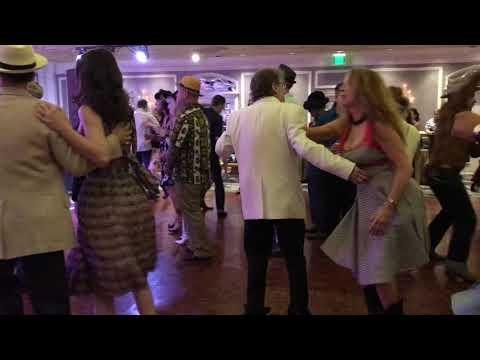Bailey Dee & dancers @ the Nashville Boogie