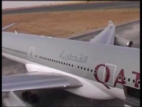 RC QATAR AIRWAYS