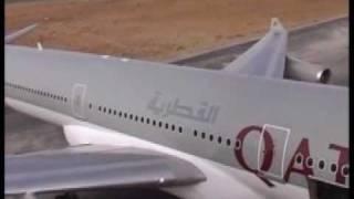 RC QATAR AIRWAYS