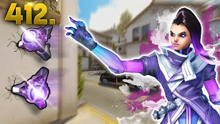Is the Shuriken TRICK!! | Overwatch Daily Moments Ep.412 (Funny and Random Moments)