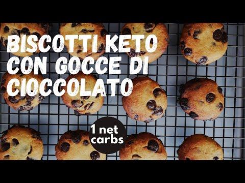 🥓🍓🥑-biscotti-keto-con-gocce-di-cioccolato-|-a-basso-contenuto-di-carboidrati-|-senza-zucchero