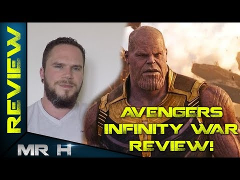AVENGERS INFINITY WAR MOVIE REVIEW – Ten Years For THAT?