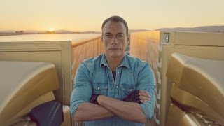 Volvo Trucks  The Epic Split feat. Van Damme (Live Test)