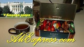 Китайский чай на AliExpress. Набор из 36-ти сортов чая.
