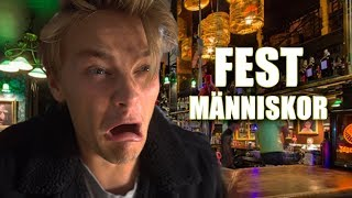 Felet med FEST-MÄNNISKOR