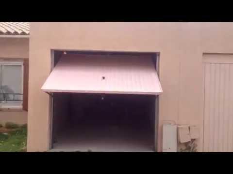 Automatisme de porte de garage basculante pos par apg for Porte de garage basculante 220x240