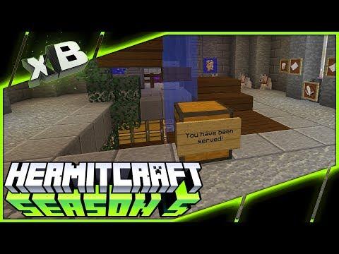 You Got Served! :: HermitCraft Season 5 ::...