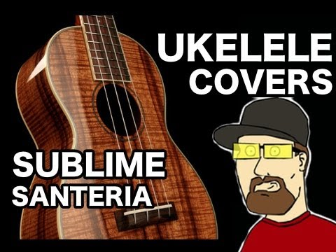 Sublime Santeria Ukulele Cover Chords Chordify