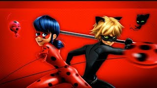 Chat tra Queen B, Ladybug e Chat Noir #3