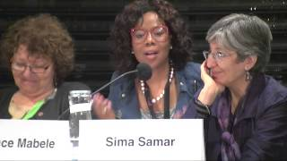 Gender Equality and Women's Human Rights: Unfinished Business: Webcast from  Malmö, Sweden