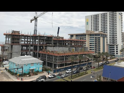 Why Did A $192M Daytona Beach Hotel Project Suddenly Stop?
