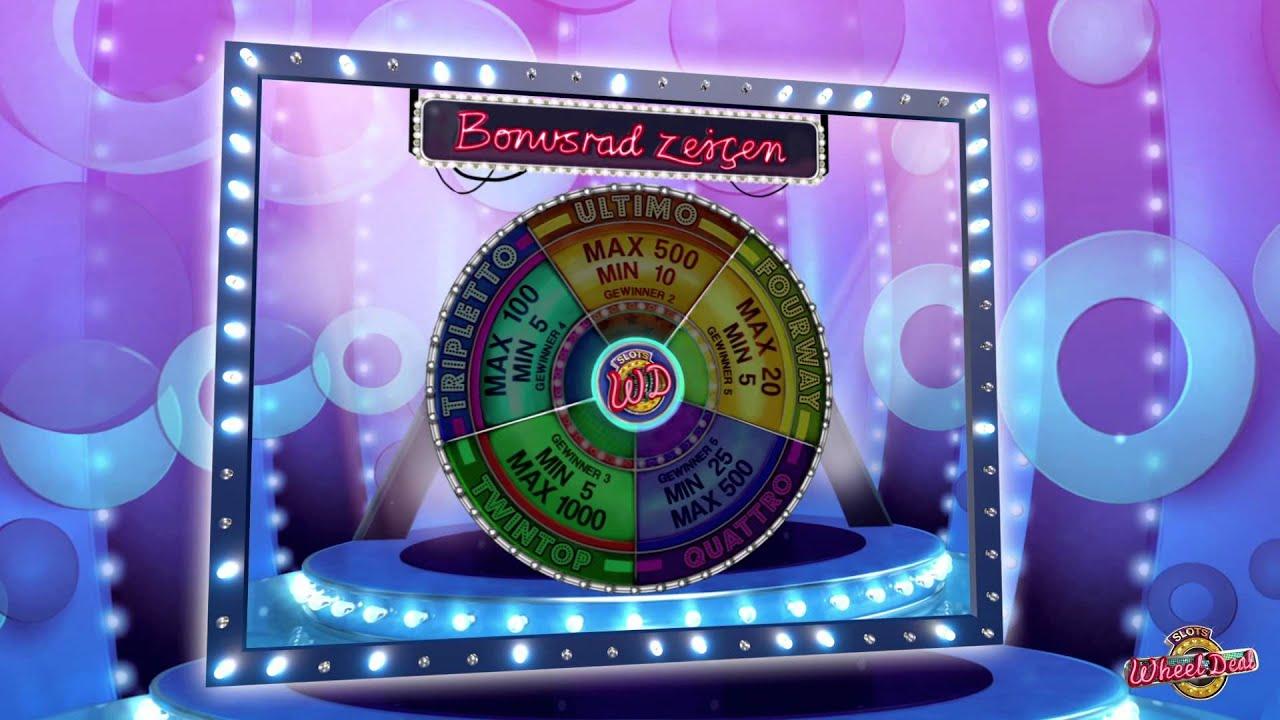 Slots Wheel Deal Kostenlos
