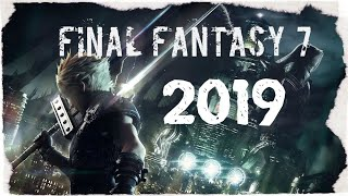 FINAL FANTASY 7 REMAKE PARA FINAL DE AÑO FISCAL 2019
