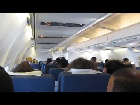 Enroute from Belém to Cayenne on Surinam Airways 737-300