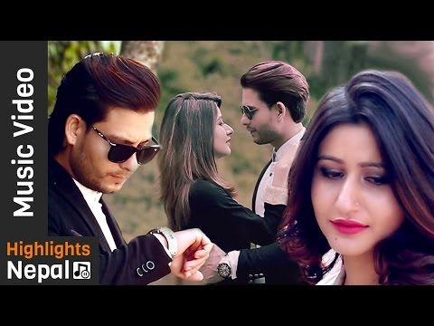 Mahasus - New Nepali Romantic loveSong Official Video 2017/2073 | RK Khatri Ft. Kamal Khatri