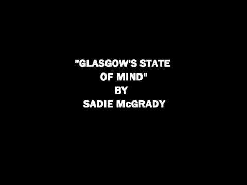 """Alicia Keys 'Empire State of Mind' PARODY (""""GLASGOW'S STATE OF MIND"""" by Sadie McGrady)"""