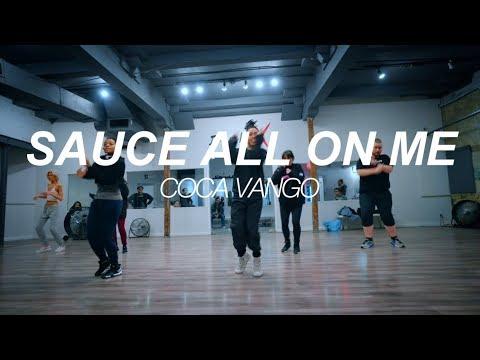 Hip Hop with Aaron Scott Sauce All On Me by Coca Vango