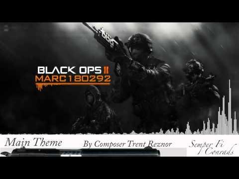 Black Ops 2 Soundtrack: Main Theme