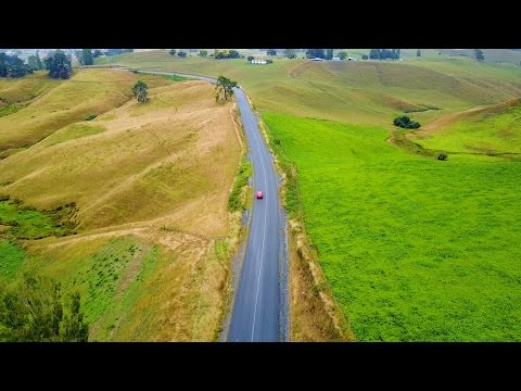 New Zealand and The Cook Islands in 4K