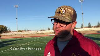 CIF football: Liberty going for state crown