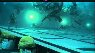 Live, streaming HD underwater video for Underwater Hockey
