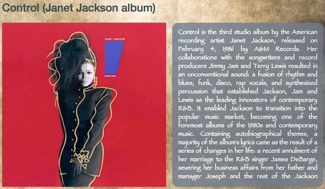 Lyric nasty janet jackson lyrics : Control (Janet Jackson album) - YouTube