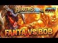 Fanta et Bob - RAGNAROS Vs NEFARIAN - Hearthstone Bras de Fer
